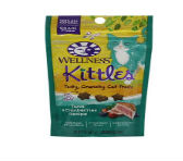 Wellness Kittles Grain Free Natural Cat Treats Made in USA Only, Tuna Cranberries