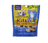 Wellness Kittles Grain Free Natural Cat Treats Made in USA Only, Chicken Cranberries