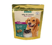 NaturVet Naturals Hip and Joint Soft Chews for Dogs and Cats