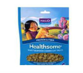 Halo Healthsome Natural Treats for Cats