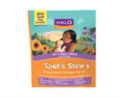 Halo Spots Stew Natural Dry Wholesome Chicken for Small Breed Dogs