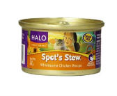 Halo Spot's Stew for Cats, Wholesome Chicken Recipe