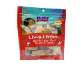 SHORT-DATED SPECIAL: LIV-A-LITTLES® FREEZE-DRIED LEAN BEEF PROTEIN TREATS