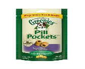 Greenies Pill Pockets Allergy Formula, 25 Capsules, Roasted Duck and Pea Formula