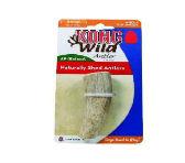 kong wild split elk antler dog chew