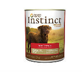 Nature's Variety Instinct Grain-Free Canned Dog Food