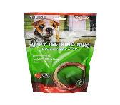 N-Bone 6-pack Puppy Teething Ring, Chicken Flavor