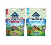 Blue Buffalo Kitchen Cravings Homestyle Treats For Dogs 2 Flavor Variety Bundle