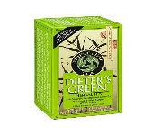 Dieter's green herbal tea