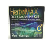 HerbaMAX once a day for men<br /> (이카린 검출)