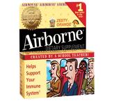 Airborne Effervescent Health<br /> Formula Zesty Orange