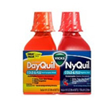 Vicks Dayquil Nyquil Cold&Flu<br /> Combo pack 1ea