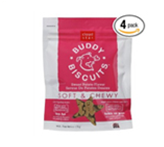 Cloud Star Soft and Chewy <br /> Buddy Biscuits Sweet Potato <br /> Flavor 6 Ounce Pouches