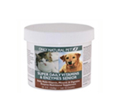 Only Natural Pet Super Daily <br /> Vitamins & Enzymes Senior 10oz