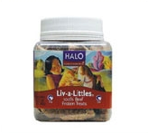 Halo, Purely For Pets Liv A <br /> Littles Beef Treats