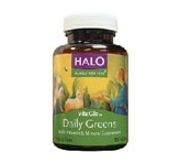 Halo, Purely For Pets Vita-<br /> Glo Daily Greens