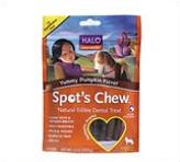Spot'sChew™Natural<br /> EdibleDentalTreatfor<br /> DogsSm/Med-Pump kinFlavor