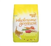 Meow Mix 3 Lb Wholesome <br /> Goodness Dry Cat Food With <br /> Chicken