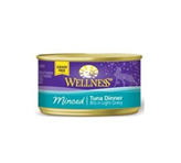 Wellness Canned Cuts Minced <br /> Tuna Dinner Canned Cat Food