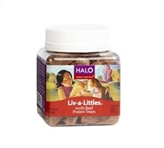 Halo Liv-A-Littles Whole Beef <br /> Treats