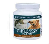 ONLY NATURAL PET WHOLE FOOD ANTIOXIDANT BLEND