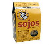 SOJOS DOG TREATS PEANUT BUTTER HONEY