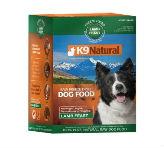 K9 Natural Raw Freeze Dried Lamb Feast Dog Food
