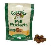 GREENIES PILL POCKETS
