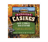 Eastman Outdoors 100% Natural Hog Casing for Italian, Bratwurst & BBQ Size Sausages
