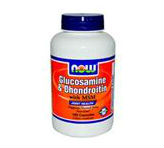 NOW Foods Glucosamine & Chondroitin with MSM<br />