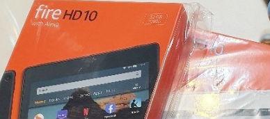 All New Fire HD 10 3